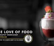 Online Nikon School on Food Photography