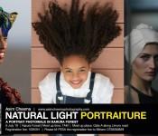 NATURAL LIGHT PORTRAITURE