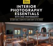 Online Nikon School on Interior Photography